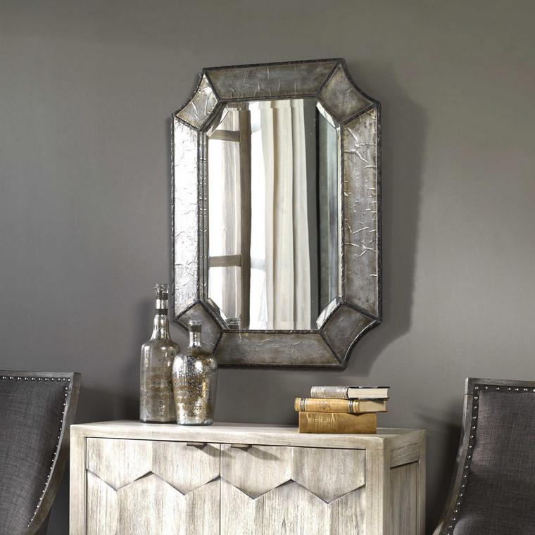 Elliot Vanity Mirror by Uttermost