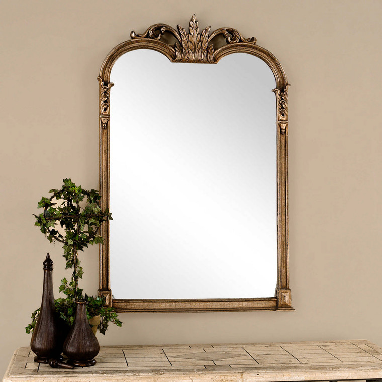 Jacqueline Vanity Mirror by Uttermost