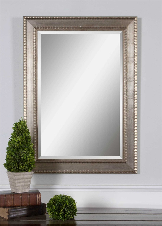 Almena Vanity Mirror - by Uttermost