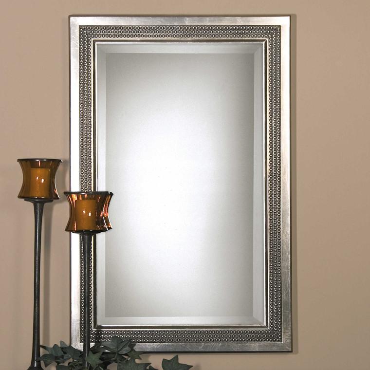 Triple Beaded Vanity Mirror by Uttermost