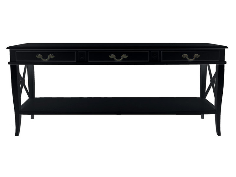 French Cross Console (Black)