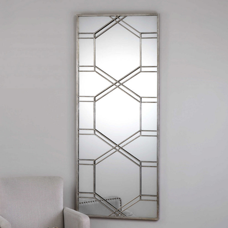 Kennis Silver Mirror by Uttermost