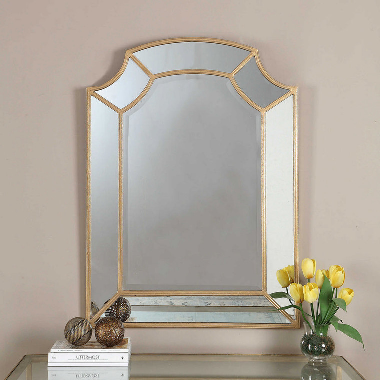 Francoli Arch Mirror by Uttermost