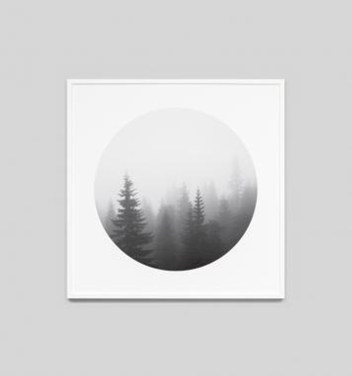 Print Circular Forest