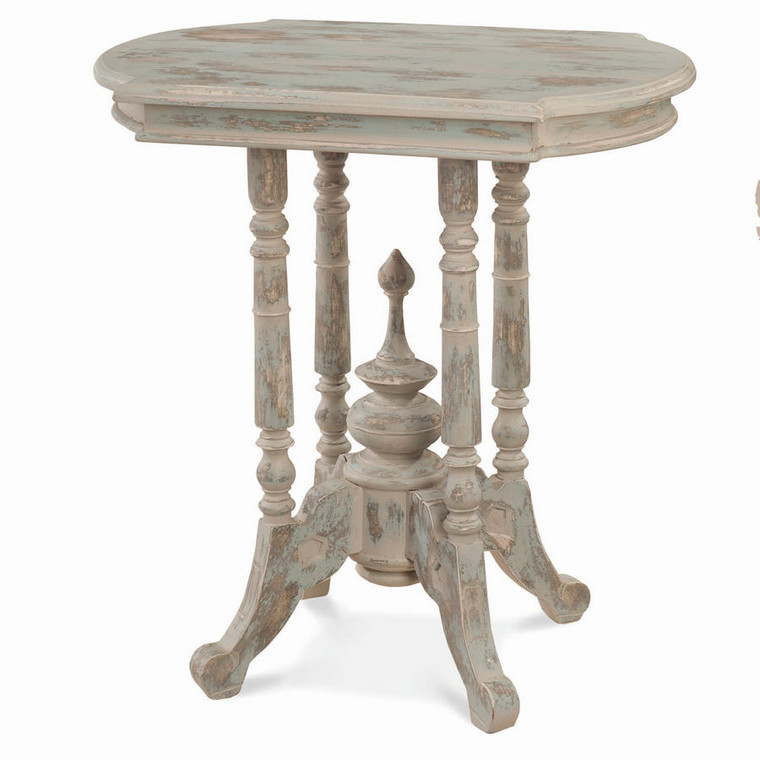 Astragal Wine Table - Size: 63H x 61W x 41D (cm)