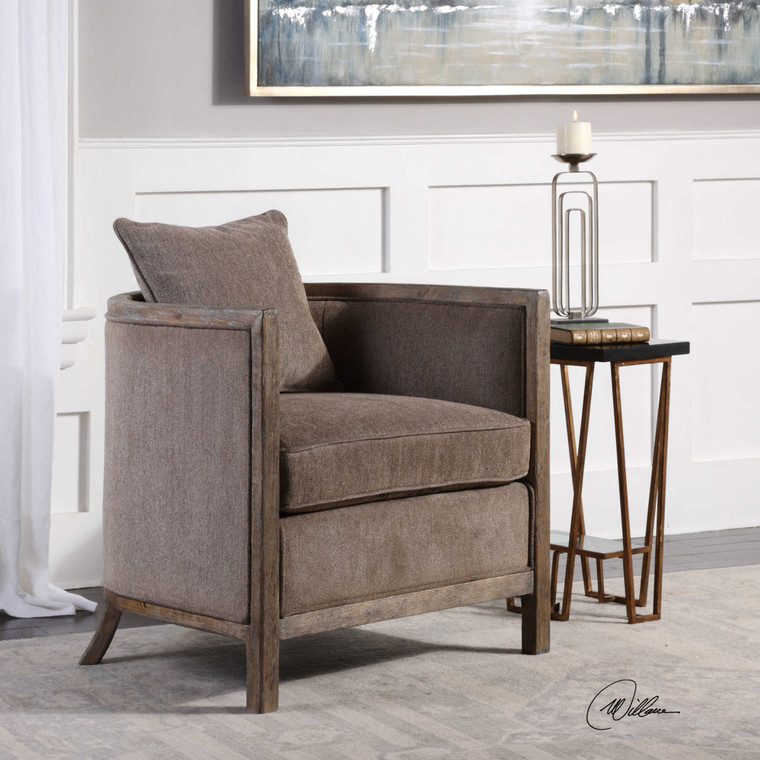 Viaggio Accent Chair by Uttermost