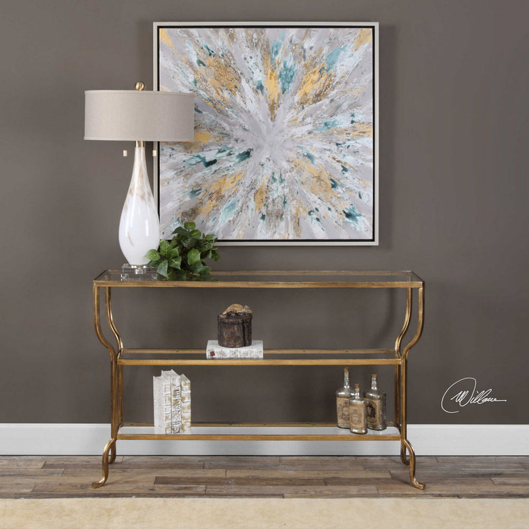 Deline Console Table by Uttermost