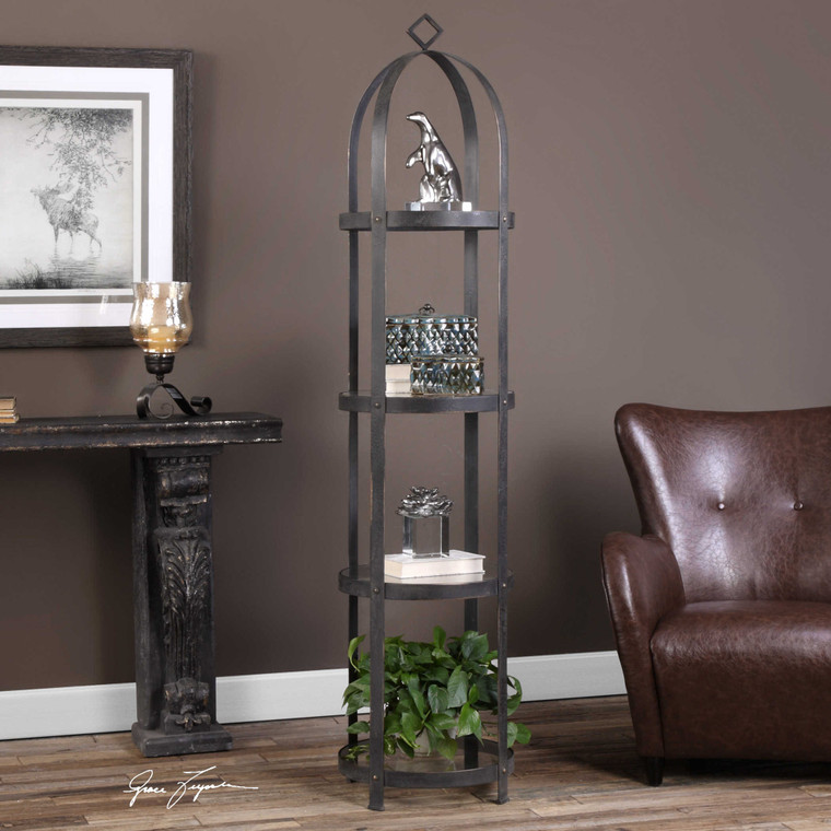 Welch Etagere by Uttermost