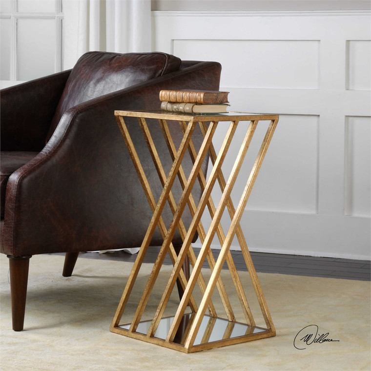 Janina Accent Table - by Uttermost