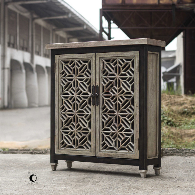 Branwen Accent Cabinet by Uttermost