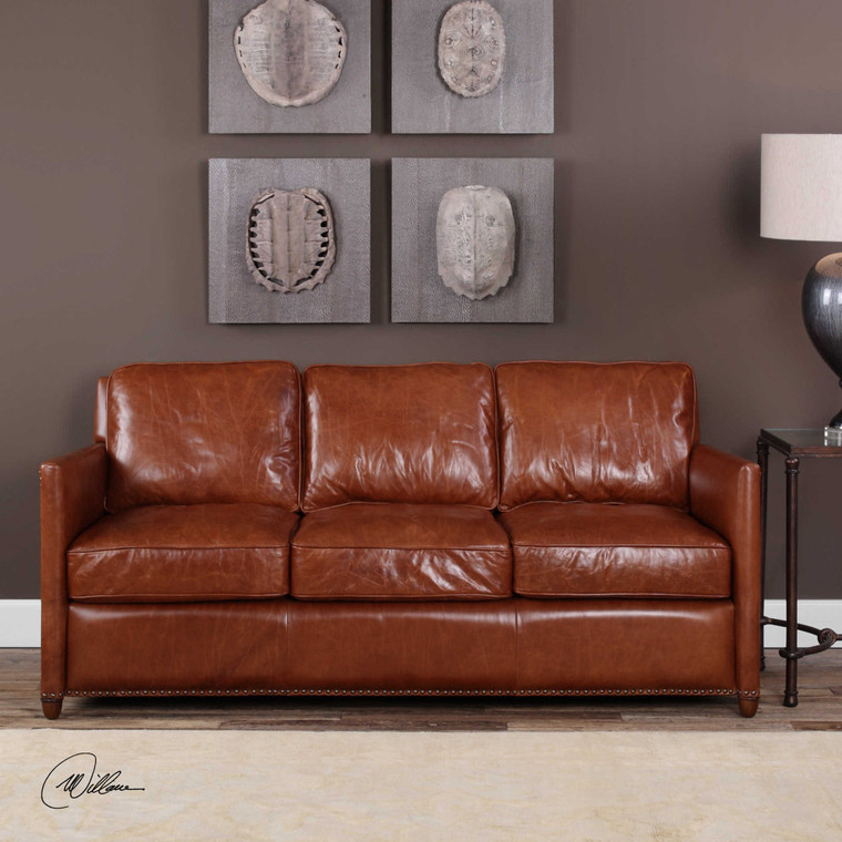 Roosevelt Sofa by Uttermost