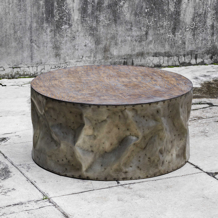 Karok Coffee Table by Uttermost