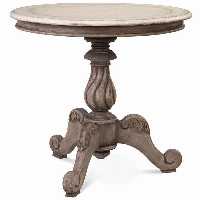 Cordova Lamp Table - Size: 70H x 74W x 74D (cm)