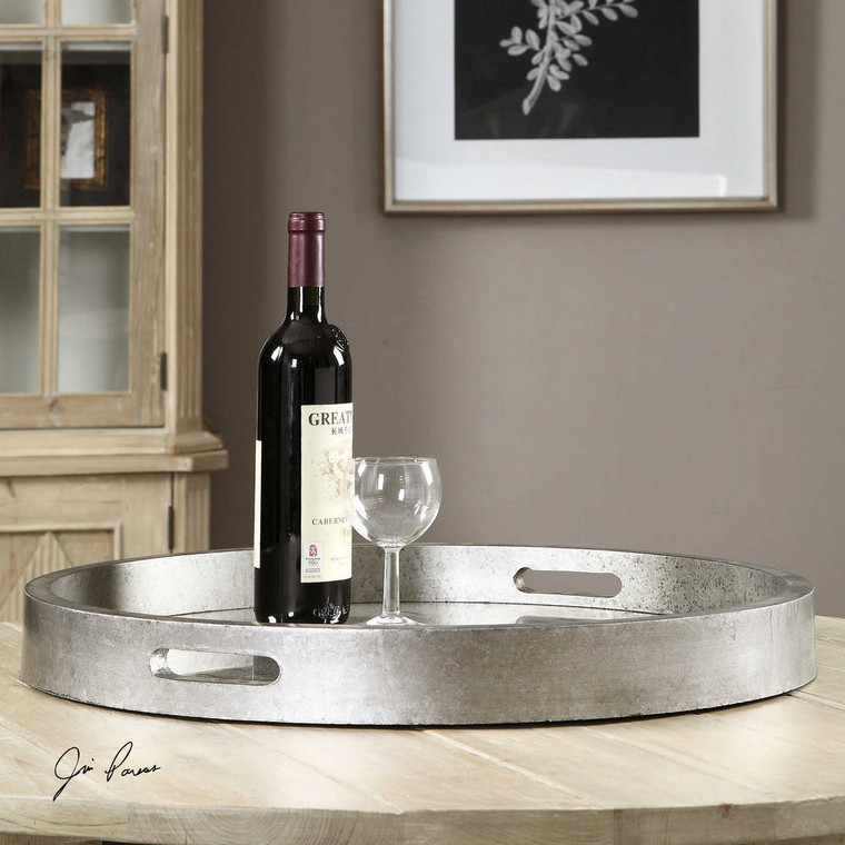 Bechet Tray by Uttermost