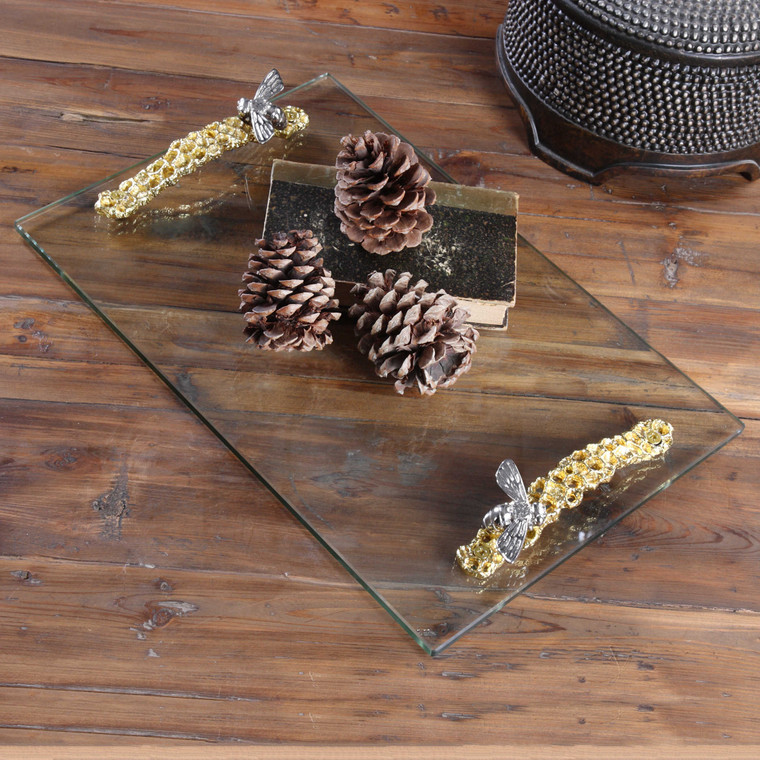 Hive Tray by Uttermost