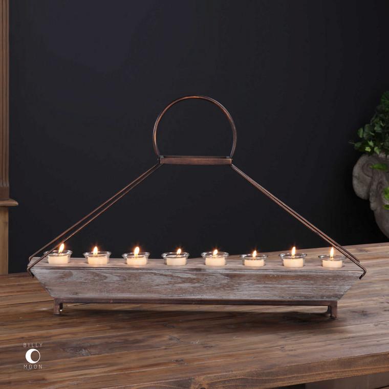 Benigna Candleholder by Uttermost