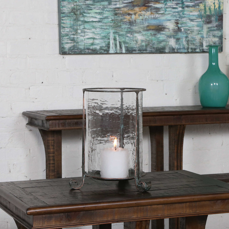 Nicia Candleholder by Uttermost