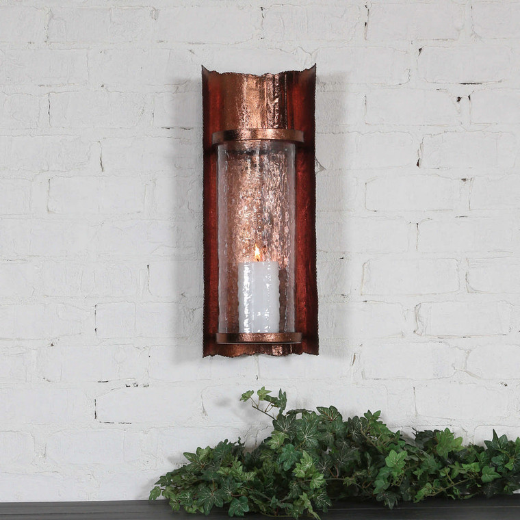 Goffredo Candle Sconce by Uttermost