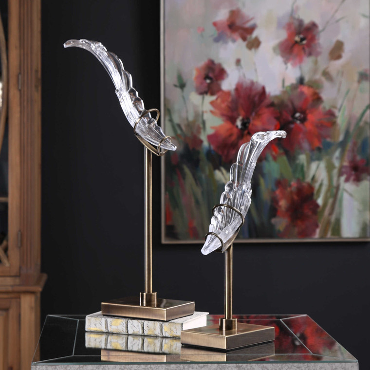 Wings S/2 by Uttermost