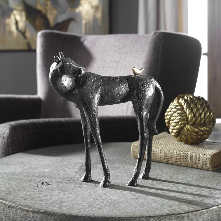 Hello Friend Sculpture by Uttermost