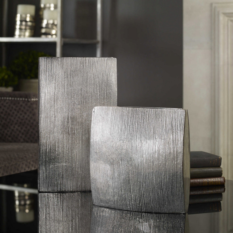 Darla Vases S/2 by Uttermost
