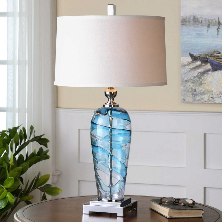 Andreas Table Lamp by Uttermost