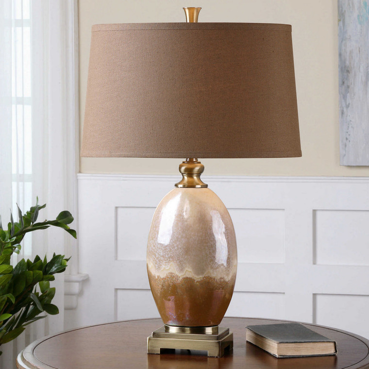 Eadric Table Lamp by Uttermost