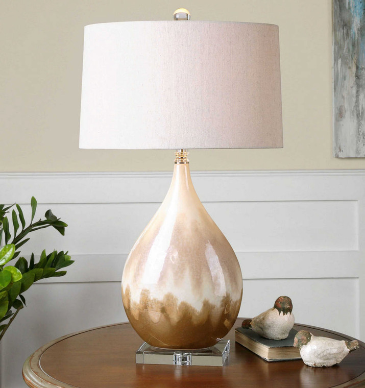 Flavian Table Lamp by Uttermost