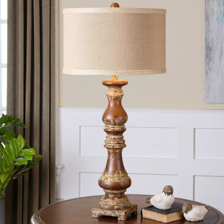 Montoro Table Lamp by Uttermost