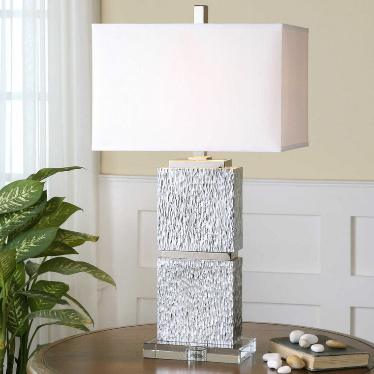 Eumelia Table Lamp by Uttermost