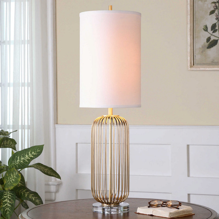 Cesinali Table Lamp by Uttermost
