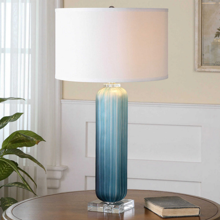 Caudina Table Lamp by Uttermost