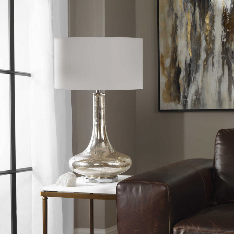 Fabricius Table Lamp by Uttermost