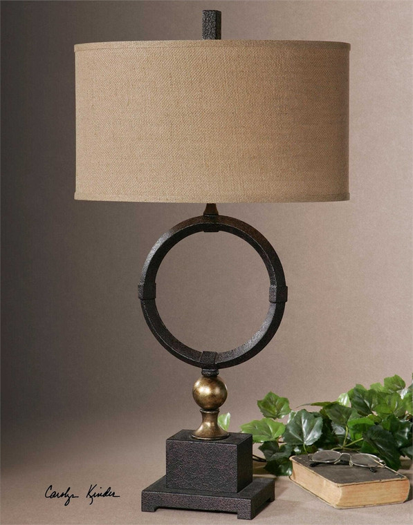 Pueblo Table Lamp - by Uttermost