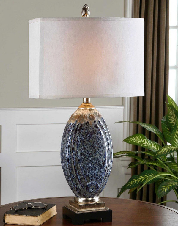 Latah Table Lamp by Uttermost