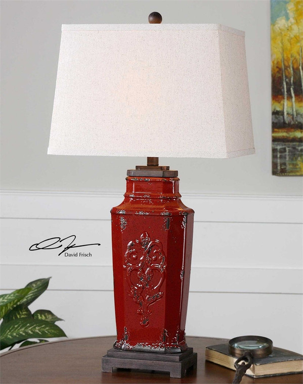 Centralia Table Lamp - by Uttermost