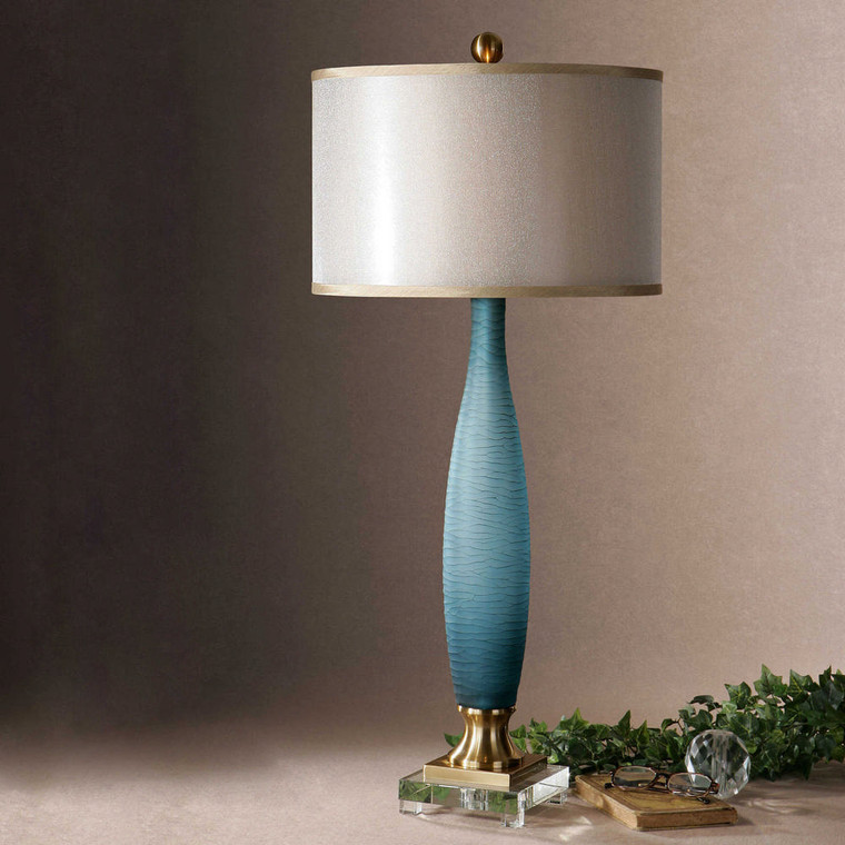 Alaia Table Lamp by Uttermost