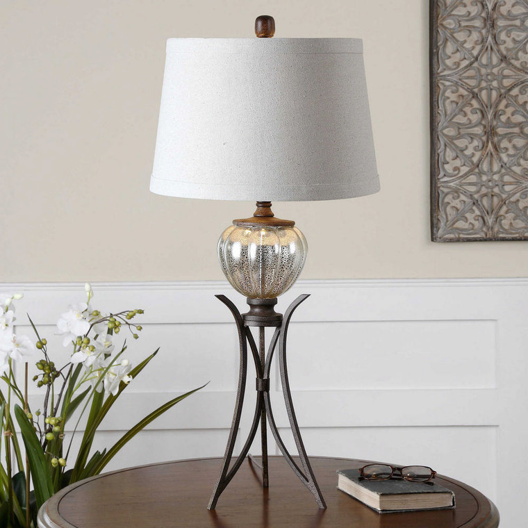 Cebrario Table Lamp by Uttermost