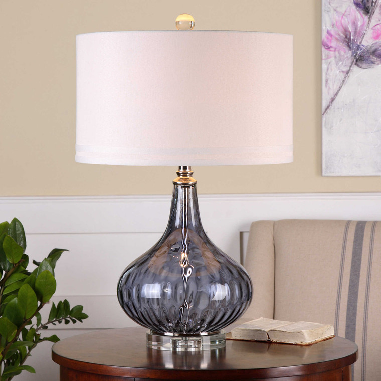 Sutera Table Lamp by Uttermost