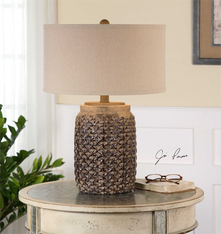 Bucciano Table Lamp - by Uttermost