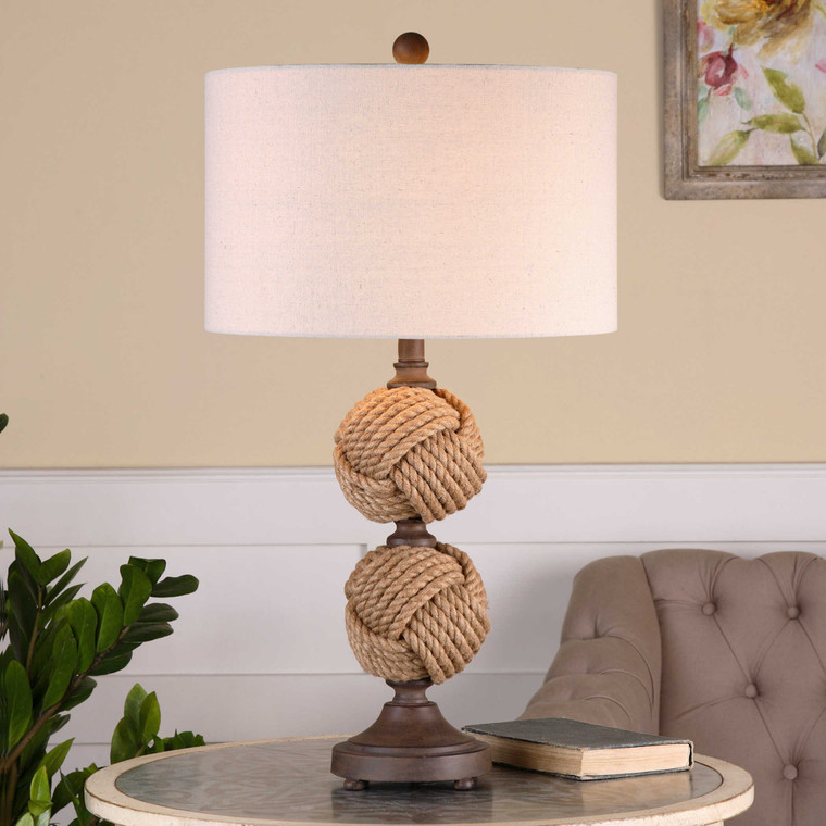 Higgins Table Lamp by Uttermost