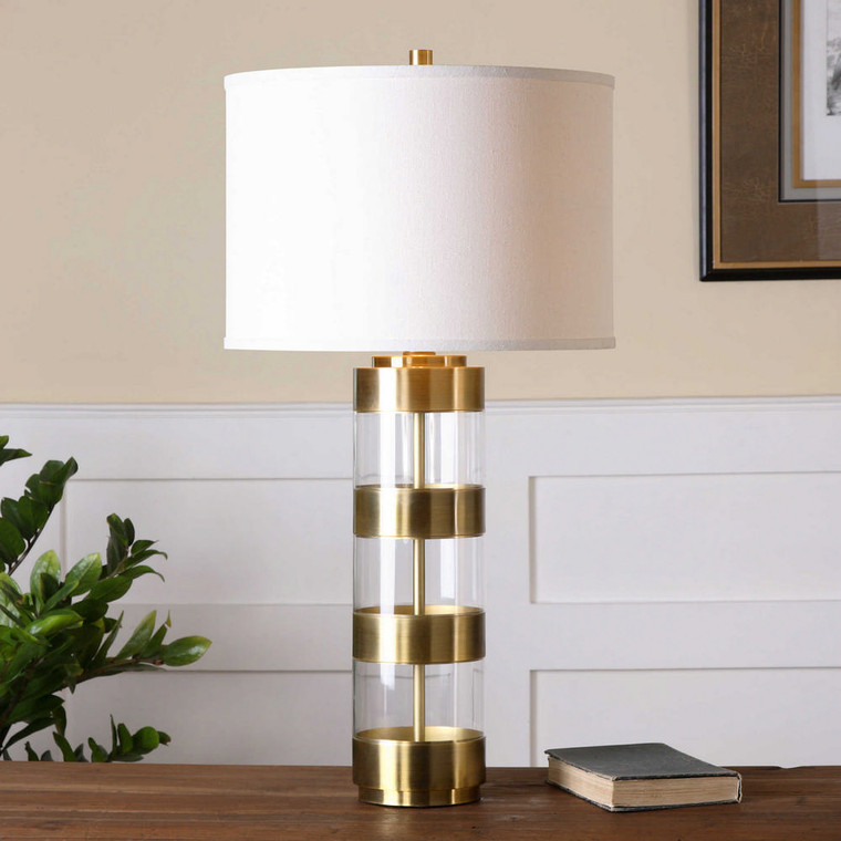 Angora Table Lamp by Uttermost