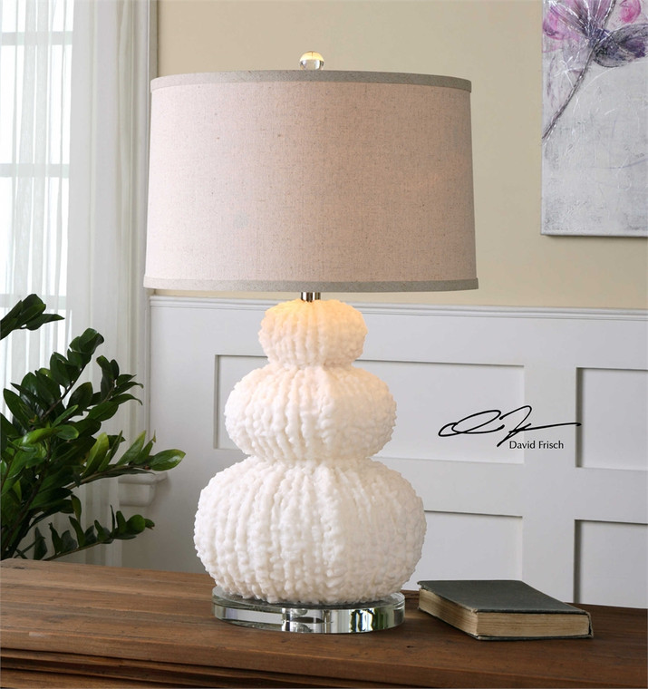 Fontanne Table Lamp - by Uttermost