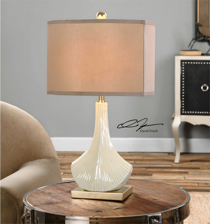 Cuchara Table Lamp 2 Per Box - by Uttermost
