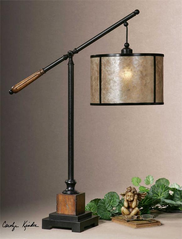 Sitka Desk Lamp by Uttermost