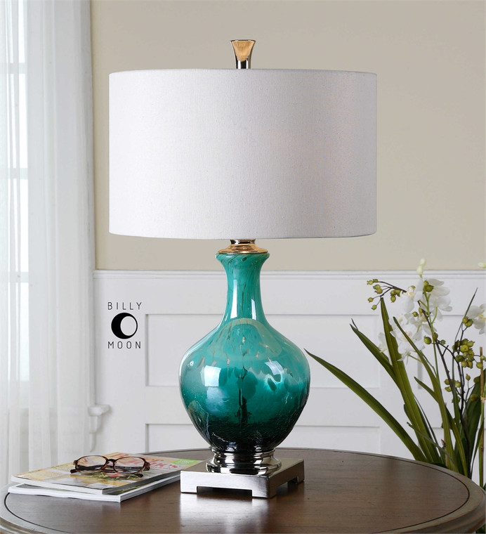 Yvonne Table Lamp - by Uttermost