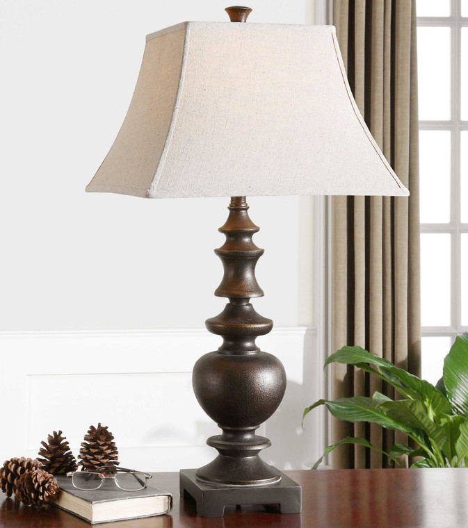 Verrone Table Lamp by Uttermost