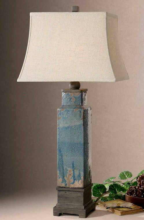 Soprana Table Lamp by Uttermost