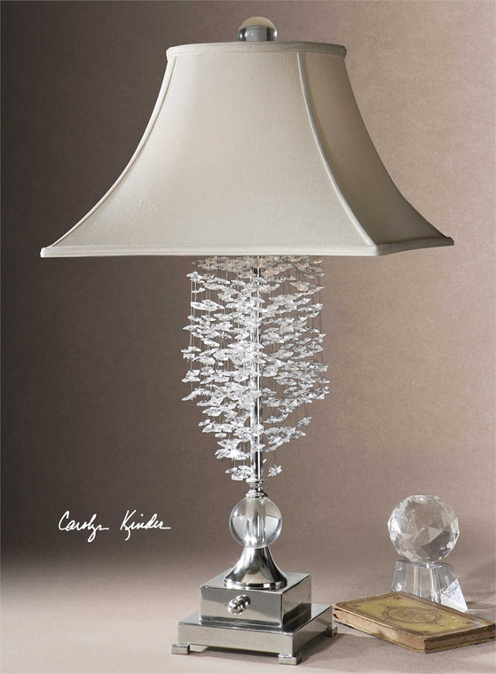 Fascination II Table Lamp - by Uttermost