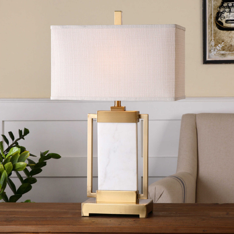 Marnett Table Lamp by Uttermost